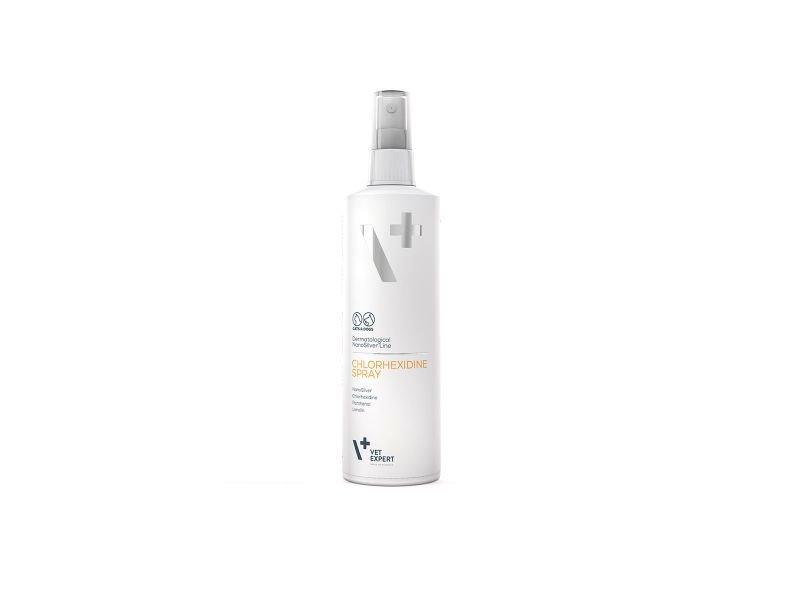 VE Chlorhexidine spray 100ml nanosilver