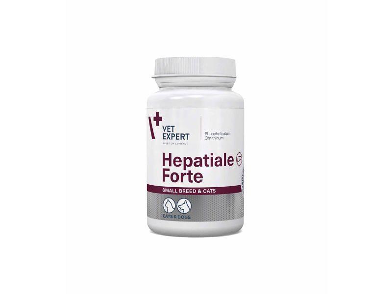 HEPATIALE FORTE MAZI SUŅI/KAĶI 170MG KAPS N40