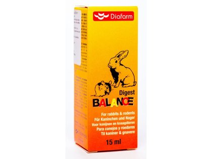 DF Digest balance for rabbits rodents 15 ml