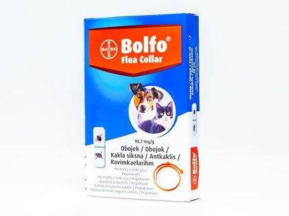 BOLFO 1.23G KAKLA SIKSNA 38CM SUŅIEM/KAĶIEM