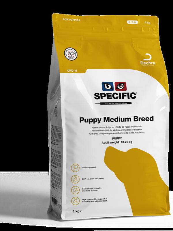 CPD-M Puppy Medium Breed