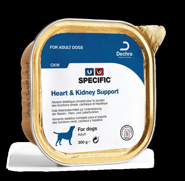 CKW Heart & Kidney Support 6 х 300 g