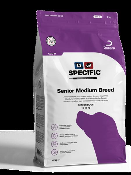 CGD-M Senior Medium Breed