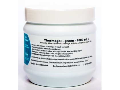 Sanditan thermogel green 1kg
