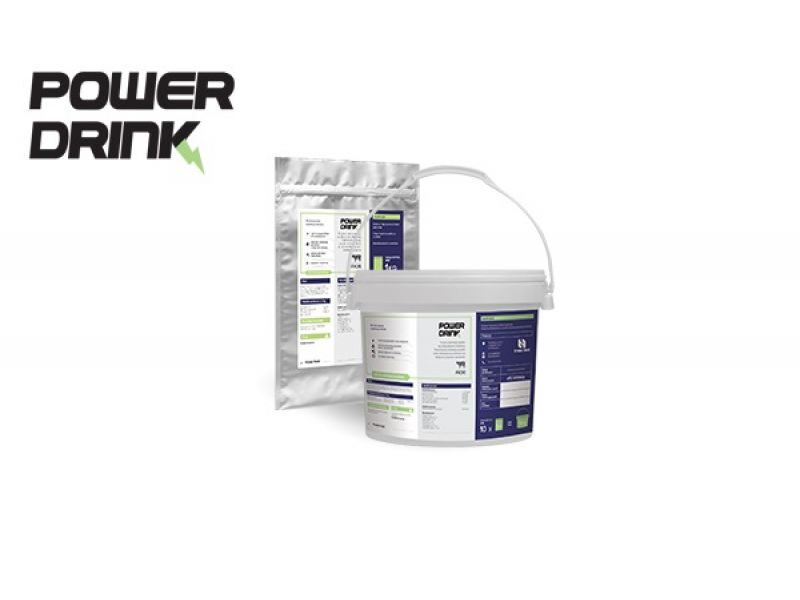 POWER DRINK 1KG GOVĪM