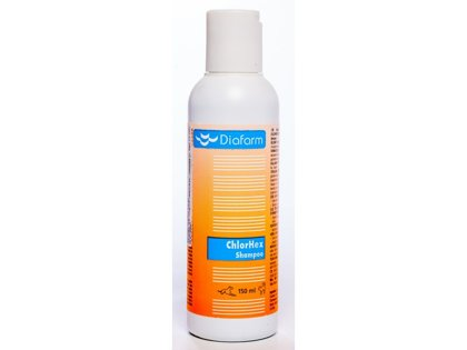 DF Chlorhexidine shampoo 0.5% 150ml