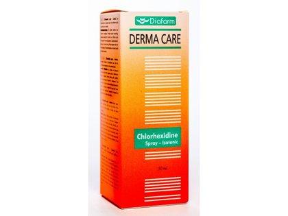 DF Chlorhexidine spray 50ml