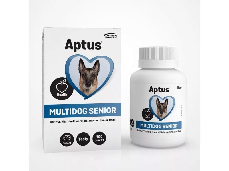 Aptus Multidog senior 100 tabl.