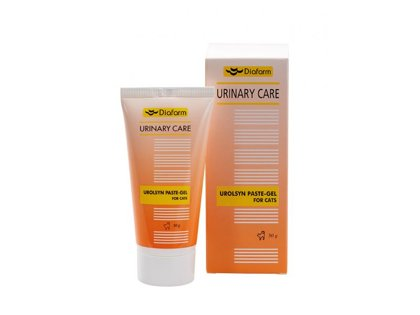 DF Urolsyn paste-gel for cats 50 g